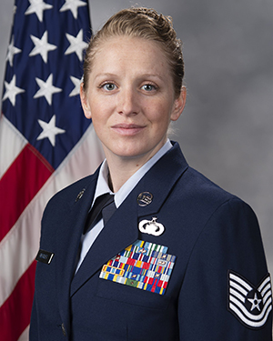 TSgt Laura Beckley Best of the Best 2019