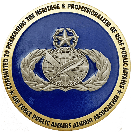 Challenge Coin Side 1
